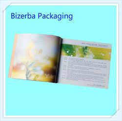 Förderndes buntes Drucken Papiereinband-Katalog-/Book-/Brochure