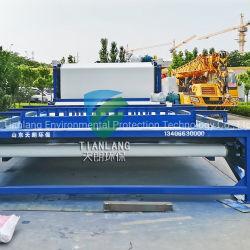 Riemen-Presse-Filter für industrielle Industrieproduktion-Klärschlamm-entwässernfilter-Abwasser-Schlamm-Trennung-Behandlung