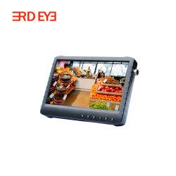Новые поступления 7 дюймовый Full HD 1080P аудио видео наблюдения встроенный цифровой видеорегистратор