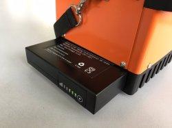 Fusion-spliter met kabel met enkele pigtail-kabel van glasvezel X-500