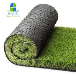 45 mm pour l'étage de l'herbe Arificial doux et du paysage naturel jardin en plastique durable Porte en plastique mat