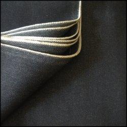 純粋な綿によって編まれるインディゴのジーンズファブリック