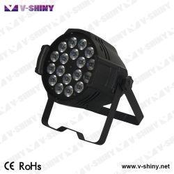 Kase 전문가 18*12W RGBW 풀 컬러 LED 다중 PAR64 빛