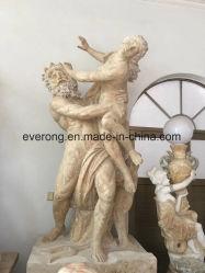 ヨーロッパの人間の肖像画の彫刻のStauteの元来花こう岩の&Marble石