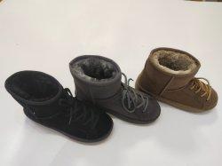 Comercio al por mayor de la banda caliente Short botas de nieve para la Mujer