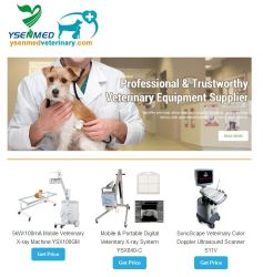 Ysenmedのワンストップショッピングの医学の病院の獣医の器械