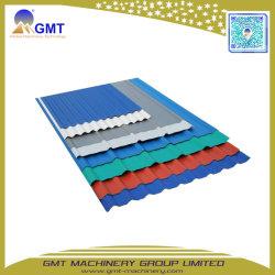 PVC Tuiles d'onde en plastique PET panneau de toiture seule gamme de machines d'extrusion multicouche de décisions