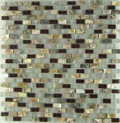 Venda a quente Mãe de Pearl Mosaico da parede do mosaico da Shell