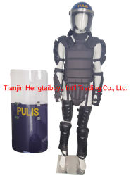 Corpo Equipment-Ballistic policial Armor-Riot Gear-Anti Fatos Antimotins