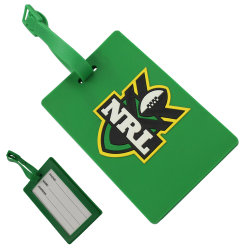 Groothandel Silicone/Silicon/Soft Pvc Rubber/Naam Tag/Bagage Tag Voor Bag