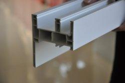 112の一連Sliding Plastic WindowsおよびDoorのUPVC Profiles