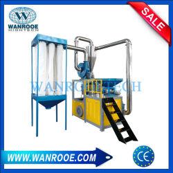 Pulverizer di plastica di PVC/WPC/UPVC/HDPE/LDPE/LLDPE/Nylon/Pet/ABS/EVA/PP/PE dello scarto molle duro residuo del fiocco per riciclare