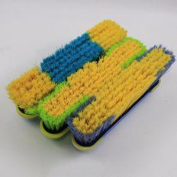 Le balayage des ménages de haute qualité personnalisée gouttière Brosse de nettoyage de tapis de plancher