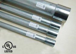 BS4568/BS En61386 galvanisierte Kategorie 4 der Endegi-Rohr-Rohr-Kategorien-3 mit verlegten Enden und Socketed