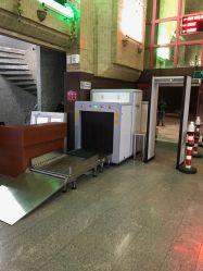 100100 고품질 큰 수화물 그리고 짐 엑스레이 안전 검사 스캐닝 검열 기계 - 가장 큰 공장에서 하마마쓰 일본 검출기를 가진 -