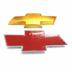 Emblema de cabeça cromado ABS Emblema Binnet Capô Emblema de troncos