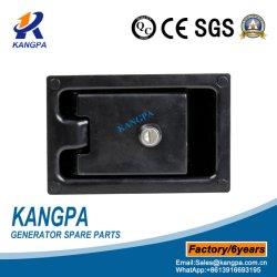 Gerador de Hardware de aço com revestimento preto do armário da marquise do puxador da porta da caixa de ferramentas