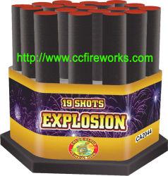 """Explosion 1.2 """" 19s backt Feuerwerke zusammen (CA2044)"""