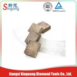 Affilamento dello Stone per Reviving Diamond Blade Segments