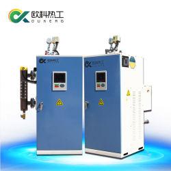 Piccolo riscaldatore elettrico poco costoso della caldaia per il riscaldamento centralizzato di Tankless del generatore di forza vapore di verticale 36kw 0.4MPa