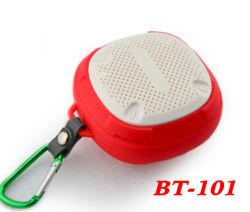 2014 Портативный Spesker Bluetooth для использования вне помещений (BT101)