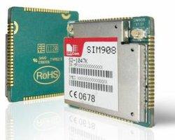 GSM GPRS+GPS/GNSS SIM Module908