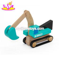 Het mini Houten Graafwerktuig van het Stuk speelgoed van Jonge geitjes voor In het groot W04A381