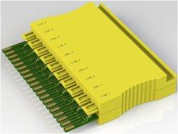 VDSL2 Over Pots Splitter Block für MDF Hispeed-S10 von R&M mit 600ohm Impedance Clco-0508