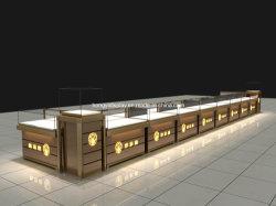 Sieraden Showcase, Sieraden Display Kiosk, Glazen Kast, Standaard
