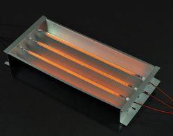 220V 1300Wの電気遠い赤外線IRの水晶カーボンファイバーの発熱体