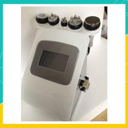 5 en 1 Beauté Visage Microcurrent Équipement de levage/Fat dépose de la machine de la cellulite