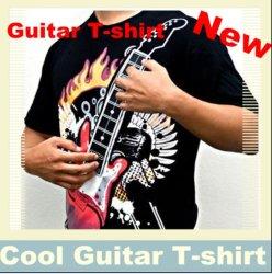Gitarren-T-Shirt 2012