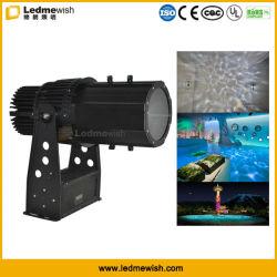 옥외 150W LED 물 효력 워터마크 단계 빛