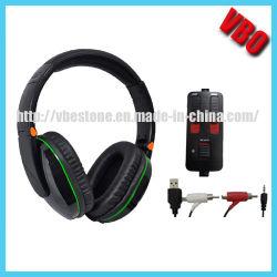 L'outillage privé stéréo avec microphone pour casque de jeu PS3/PS4/XBox360/PC