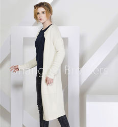 Mesdames fashion Cashmere Cardigan 16braw319