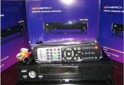 De Receptor Azamerica S810b DVB van de Decoder van de Ontvanger van TV (azamerica s810b)