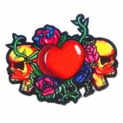 sulla singola ragazza di Applique del Sequin del fumetto del fiore della Rosa indumento tessuto accessori per il vestiario tessuti dell'indumento