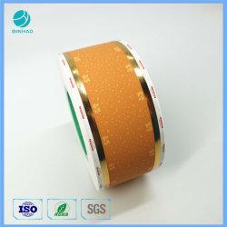 L'humidité50% Cork couleur du papier à cigarette de basculement