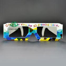 Papier lunettes 3D polarisées linéaire (SNLP 026)