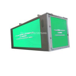 Хорошего качества торговой марки Clw светодиодный цветной P4, P5, P6-LED рекламы Ван .
