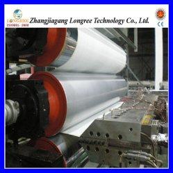 새로운 PVC 연약한 투명한 장 생산 라인 PVC 널 밀어남 선
