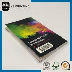 Grande libro del calendario della latteria della casella di qualità con stampa Softcover