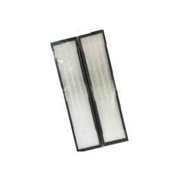 空気清浄機のための不織布媒体が付いている空気 HEPA フィルター
