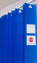 ポリプロピレン非編まれたファブリック病院のキュービクルの使い捨て可能なカーテン