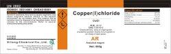 China Lieferanten Kupferchlorid (analytischer Gehalt) 97%