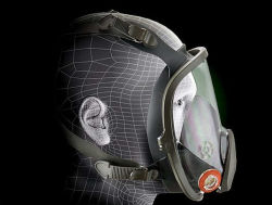 3m 6800 полной Facepiece респиратор для многократного использования