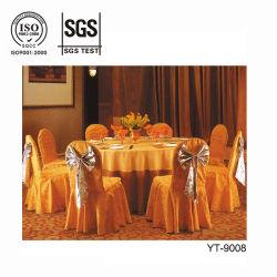 Hotel boda banquetes silla la tapa y tapa de la mesa