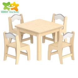 Moderne kinderen Kindergarten School Babystoel tafel Producten Kindermeubels