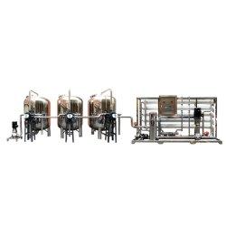 15000lph Industrial Reverse Osmosis Systems RO Water Purifier Filter Treatment (علاج فلتر تنقية المياه) سعر الآلات