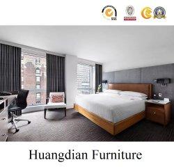 현대적이고 우아한 침실 세트 호텔(HD1044)